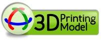 3DPrintingModel logo