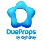 DueProps logo