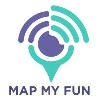 Map My Fun logo