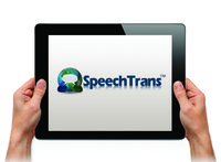SpeechTrans logo