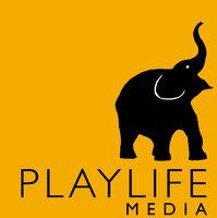 Playlife Media logo