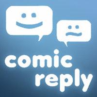 Comic Reply