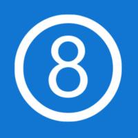8 Securities logo