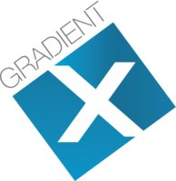 Gradient X logo
