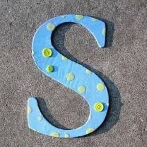 Decorative Letters S  ClipArt ETC
