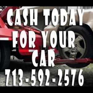 Houston Junk Car Buyer