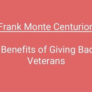 Frank Monte Centurion