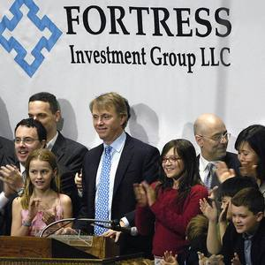 The Man Behind Fortress Investment Group's Wise Decision to Go Public